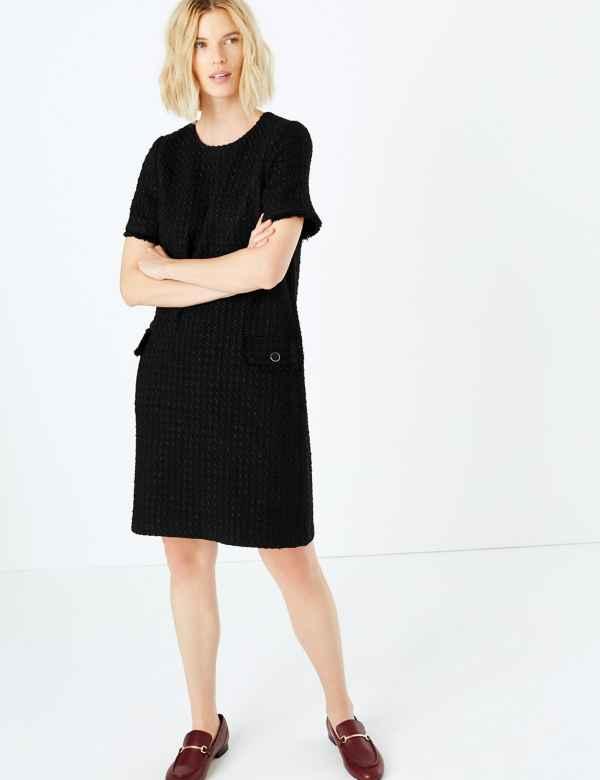 e0a46db9e4ed6 Black Dresses | Plain, Simple & Elegant Womens Dress| M&S