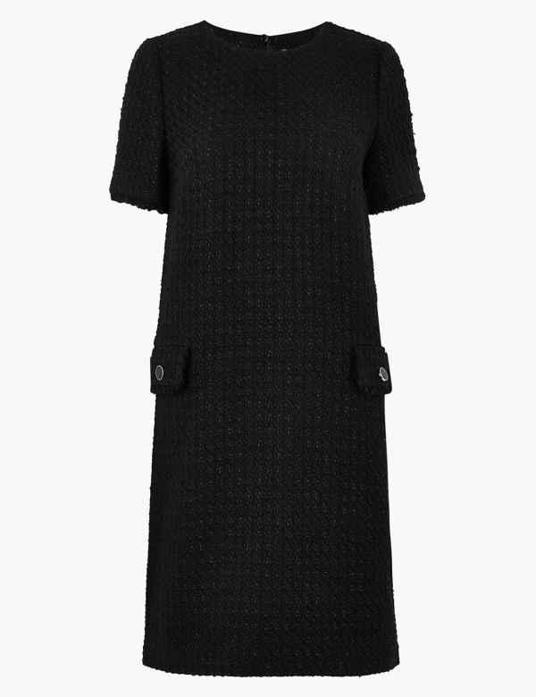 860f0b63ccb19 Black Dresses | Plain, Simple & Elegant Womens Dress| M&S