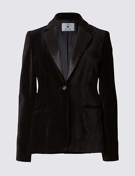 The Clarendon Tux Jacket