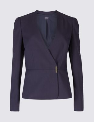Double Breasted Jacket by Marks & Spencer