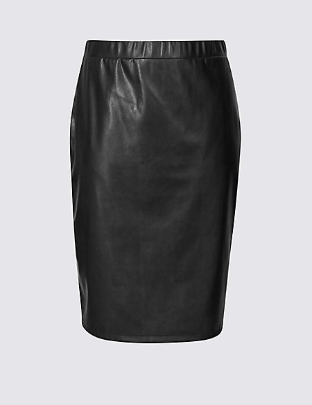 CURVE Ponte Pencil Skirt