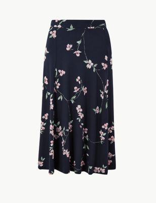 d127b2aa4a00 Womens Black Skirts | Black Skirts for Ladies | M&S