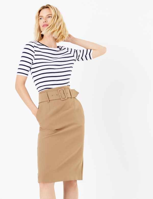 a35371b16b Womens Work Skirts | Smart Pencil Skirts For Work | M&S