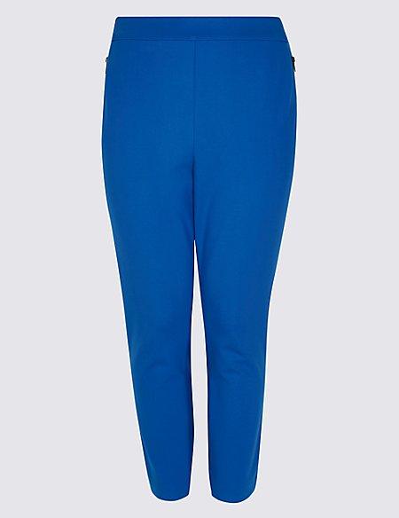 CURVE Slim Leg Trousers
