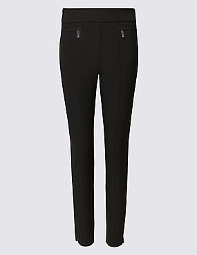 Skinny Leg Trousers