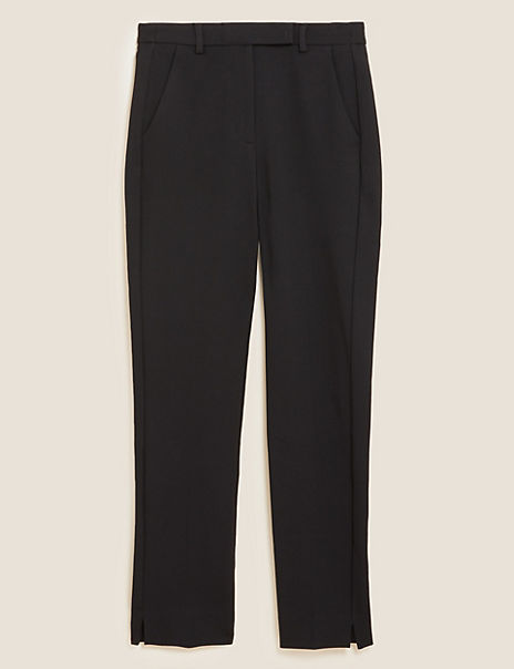 Mia Slim Ankle Grazer Trousers