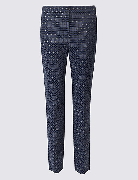 Best Buy PETITE Slim Leg Trousers dark navy Marks and Spencer For Sale For Sale Stockist Online 7AWozCF4