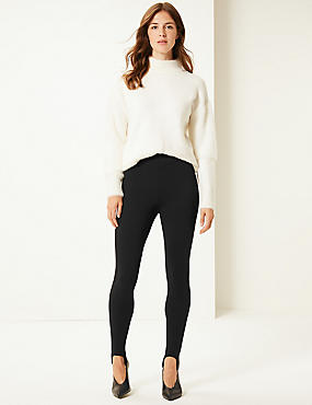 Skinny Leg Ski Trousers