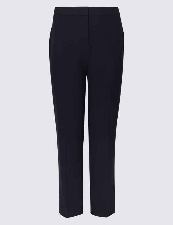 b4b3c21dbf766 Plus Size Trousers | Womens Plus Size Trousers for Work| M&S