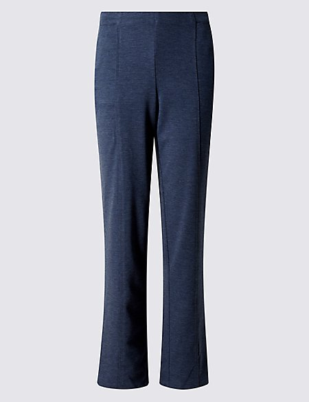 Design Ponte Straight Leg Trousers