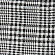 Checked Slim Ankle Grazer Trousers, BLACK MIX, swatch