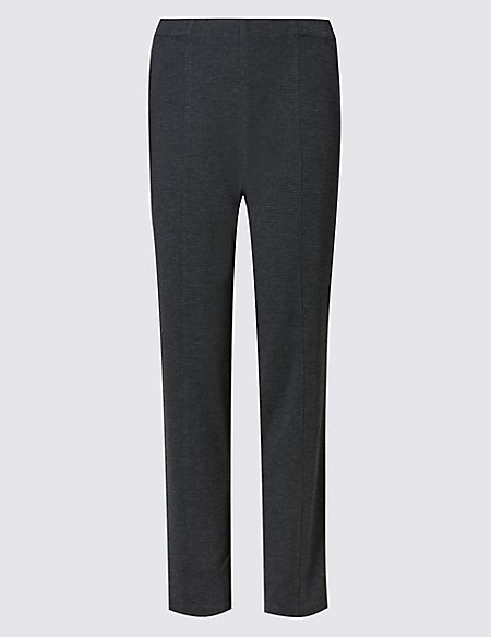 Design Ponte Straight Leg Trousers