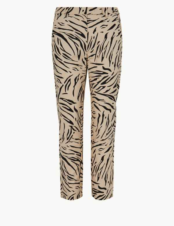 9da7f20f48635 Womens Slim Fit Trousers & Leggings | M&S