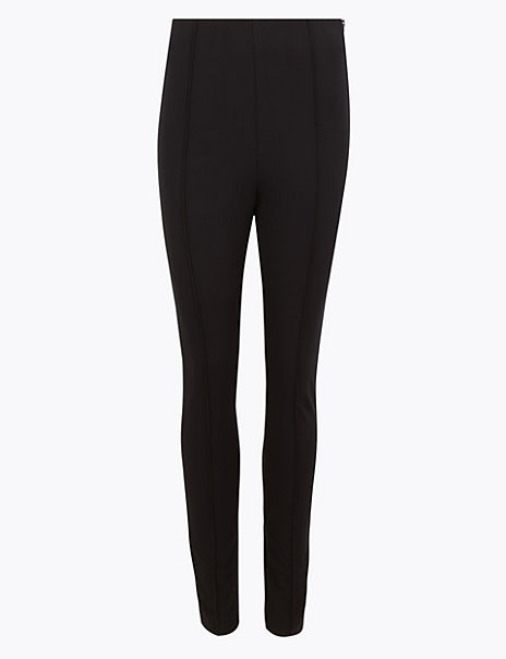 Skinny Ankle Grazer Trousers
