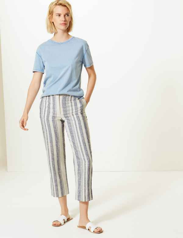 d33fbd6d154861 Ladies Trousers & Leggings Sale   Womens Chinos Offers   M&S