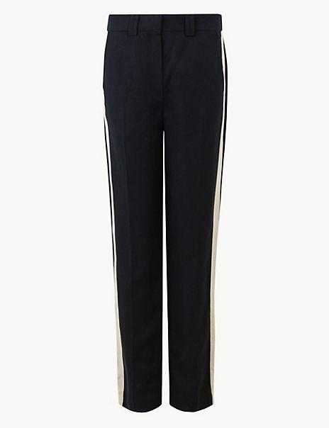 Freya Relaxed Side Stripe Trousers