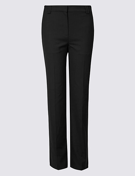 Freya Relaxed Straight Leg Trousers
