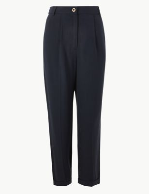 ba93d2cf4713 Tapered Leg Trousers £39.50