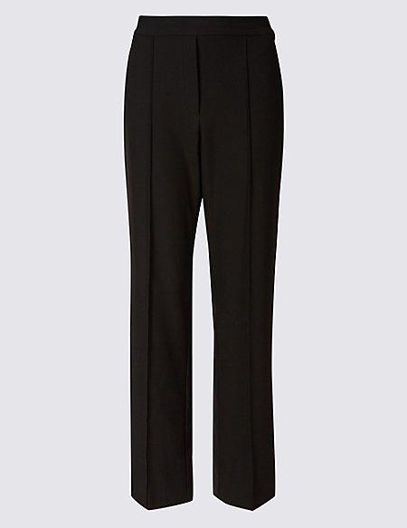 Straight Leg Side Stripe Trouser