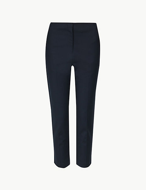 Mia Slim Cropped Trousers