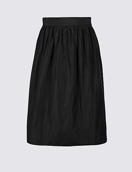 Cheap Price Free Shipping Marks & Spencer CURVE Full Midi Skirt - - 18 Outlet Perfect Fake pXt01ASa