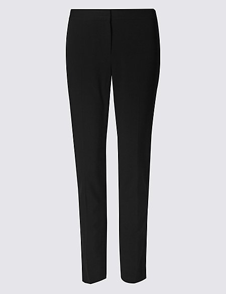 Modern Slim Leg Trousers