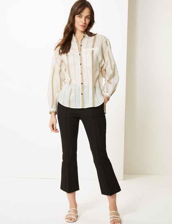 e6f2eeb9b449a Trousers, Chinos & Leggings | Women | M&S IE