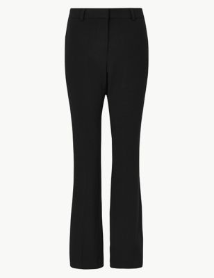 Slim Bootcut Trousers