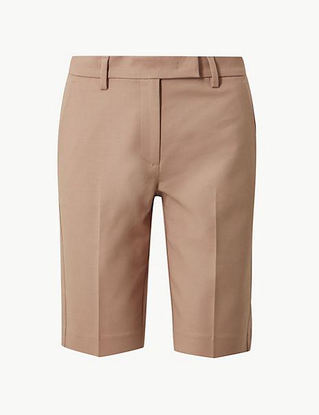 PETITE Tailored Shorts