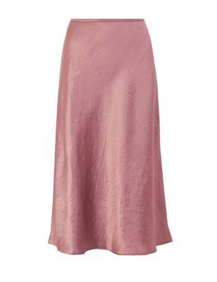 b325e81a45 Slip Midi Skirt £29.50