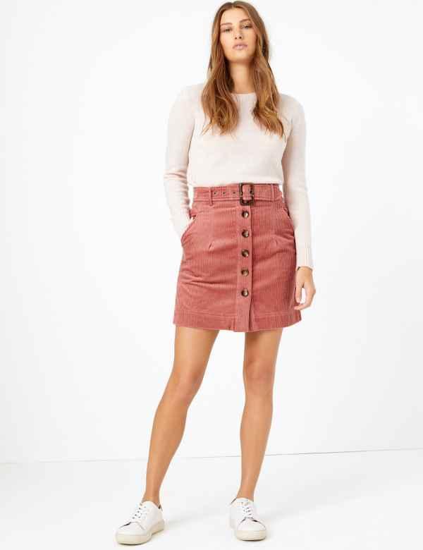b99829762ed Women's Skirts   M&S
