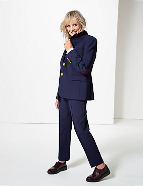 Blazer & Trousers Suit Set