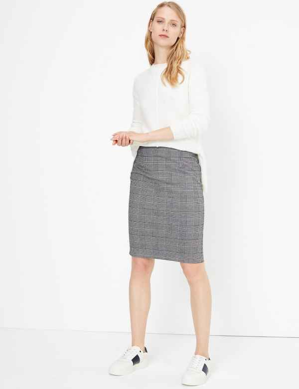 5980886a42 Pencil Skirts | Leather & Tight High Waisted Skirt | M&S