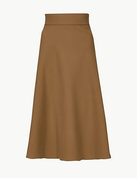 e103a28154 Product images. Skip Carousel. A-Line Midi Skirt