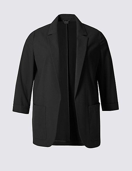PLUS Patch Pocket Jacket