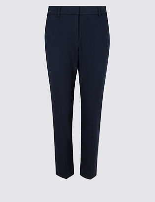 Petite Slim Leg Trousers by Standard Tracked Delivery
