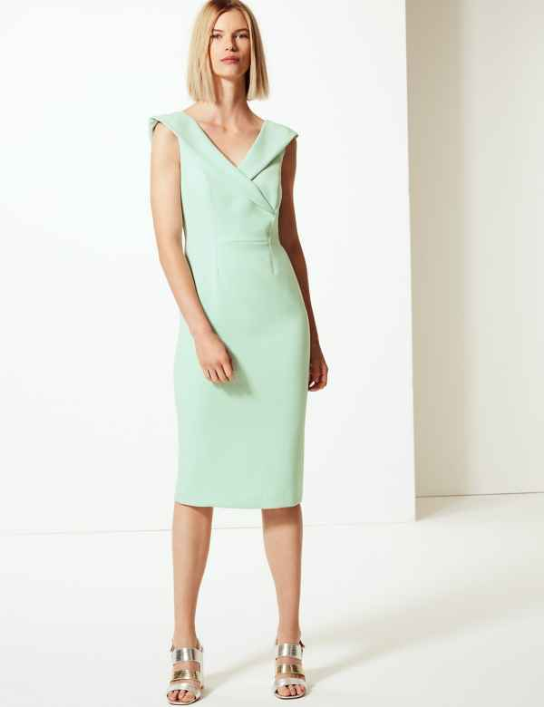 c33e7272374 Smart Work Dresses | Shift & Tunic Dresses For Women | M&S