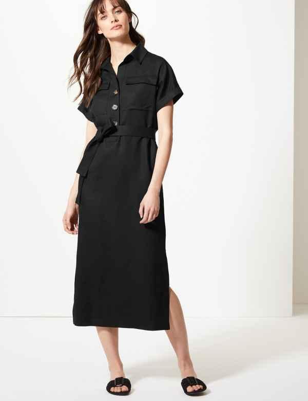 0dc9a62d Black Dresses | Plain, Simple & Elegant Womens Dress| M&S