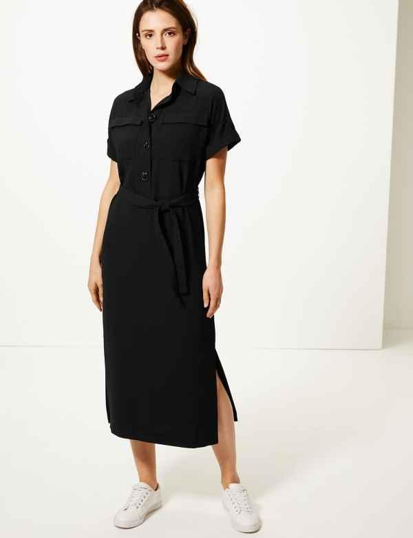 3abce03208 Black Dresses | Plain, Simple & Elegant Womens Dress| M&S