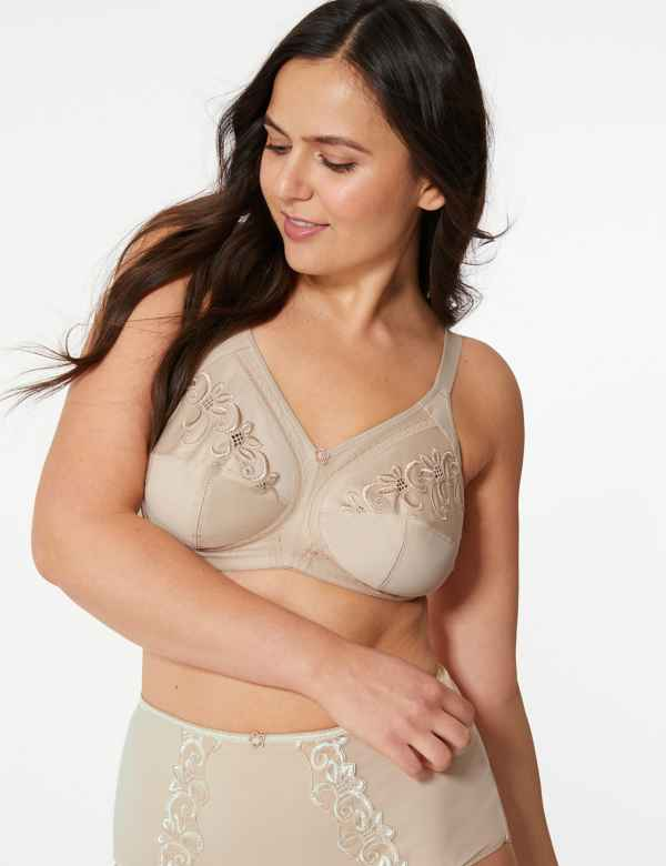 Post Surgery Total Support Non-Wired Full Cup Bra A-G 9040fdc0a