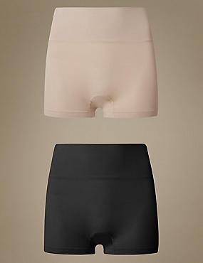 2 Pack Modal Blend Shorts