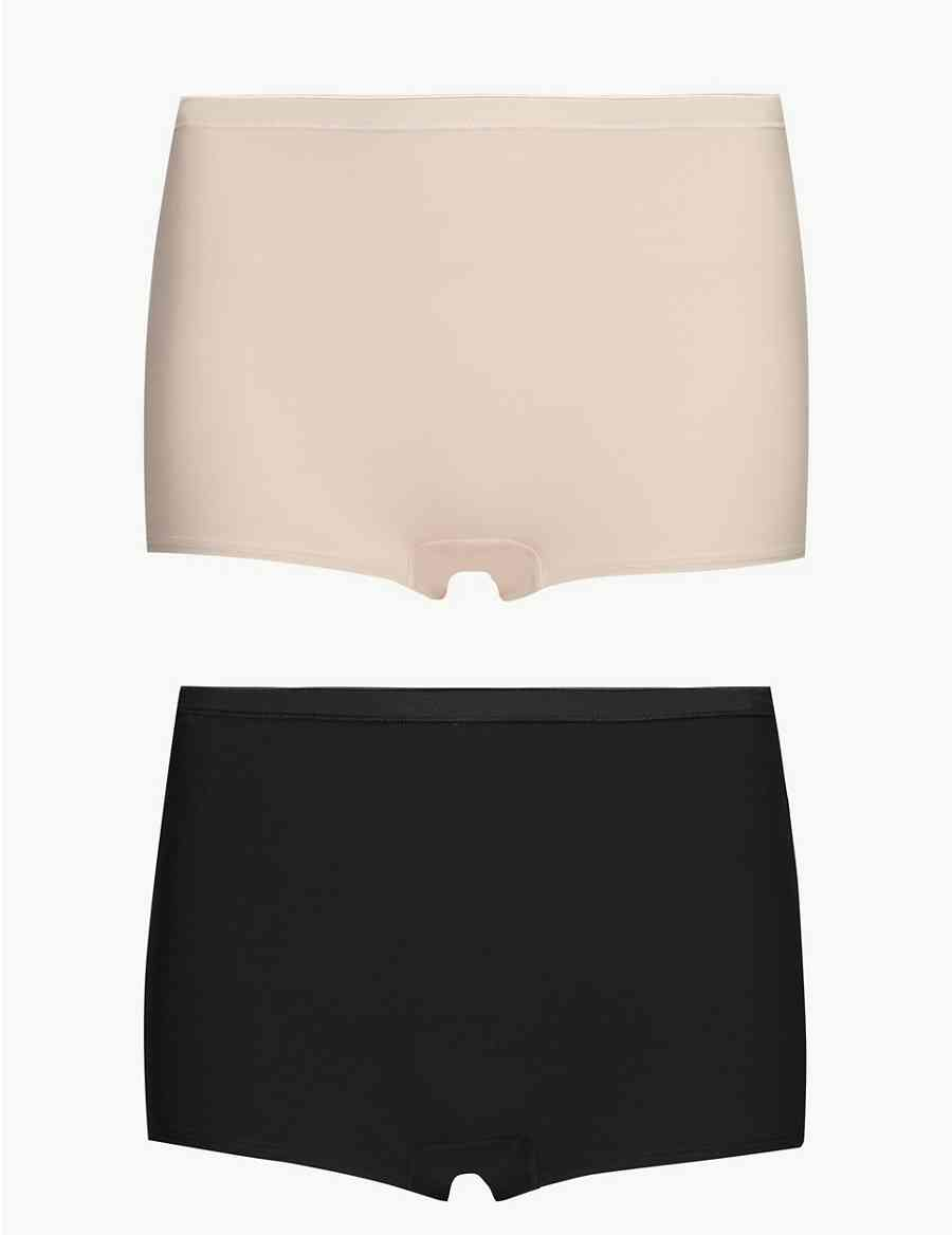 78a029de5c 2 Pack Light Control No VPL Shaping Shorts