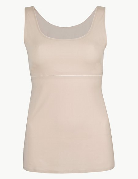 Light Control Sheer Shaping Vest