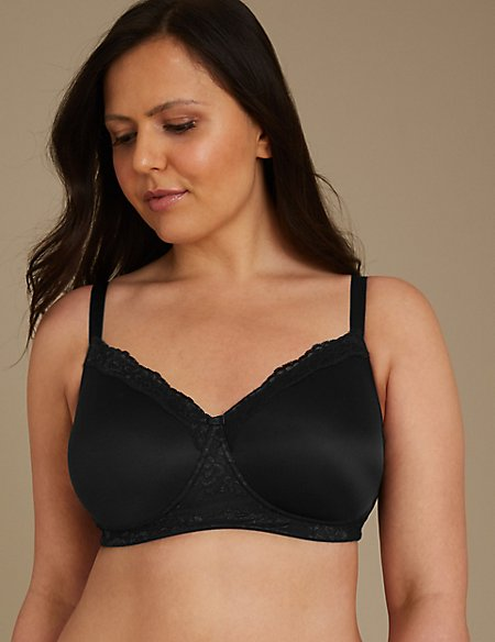 2 Pack Post Surgery Full Cup Bras A-E