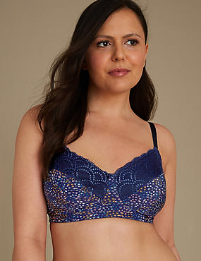Post Surgery Non-Padded Full Cup Bra A-E