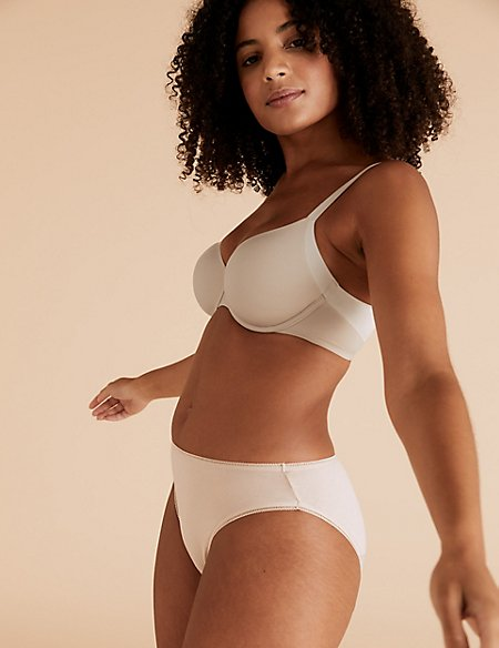 Marks & Spencer Sumptuously Soft Full Cup T-Shirt Bra A-DD - - 36/C Discount Marketable zV4Reog59y
