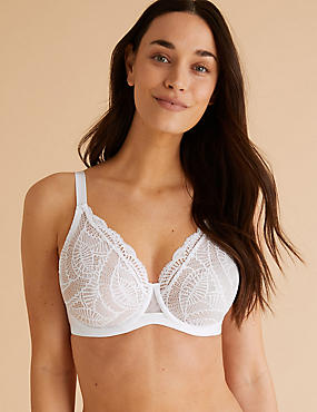 Natural Lift™ Underwired Full Cup Bra A-E