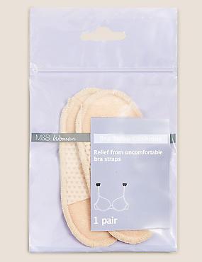 Coussins pour bretelles de soutien-gorge
