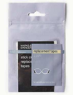 2 Pairs of Replacement Tapes