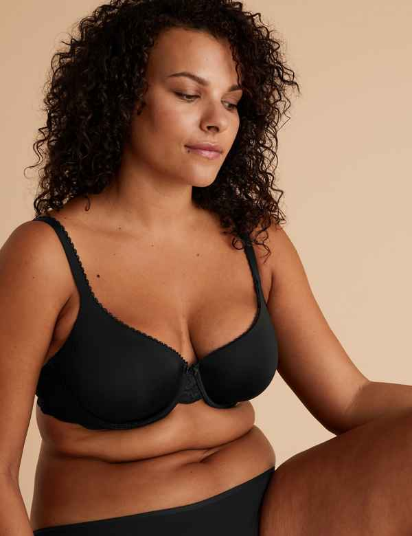 7f8ff9be0 Perfect Fit Padded Full Cup T-Shirt Bra A-E